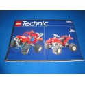 MANUAL LEGO TECHNIC 8858