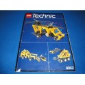 MANUAL LEGO TECHNIC 8062